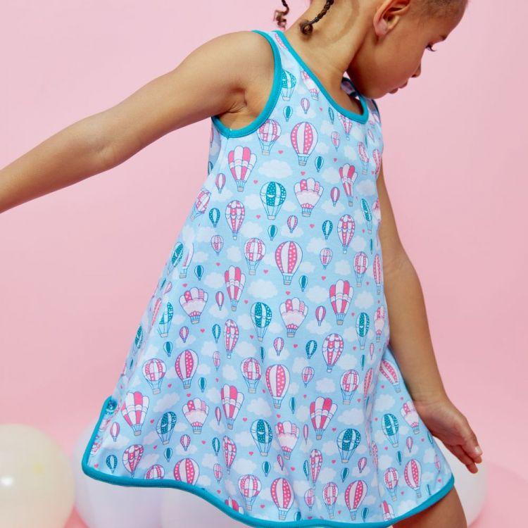 LittleMissSunshine-Dress BalloonsInTheSpring