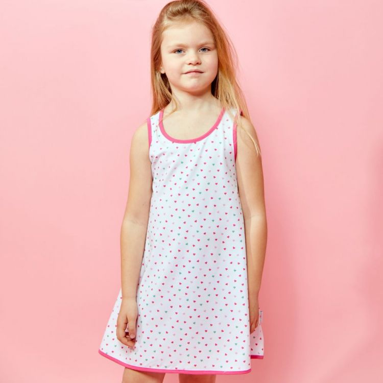 LittleMissSunshine-Dress TinyHearts