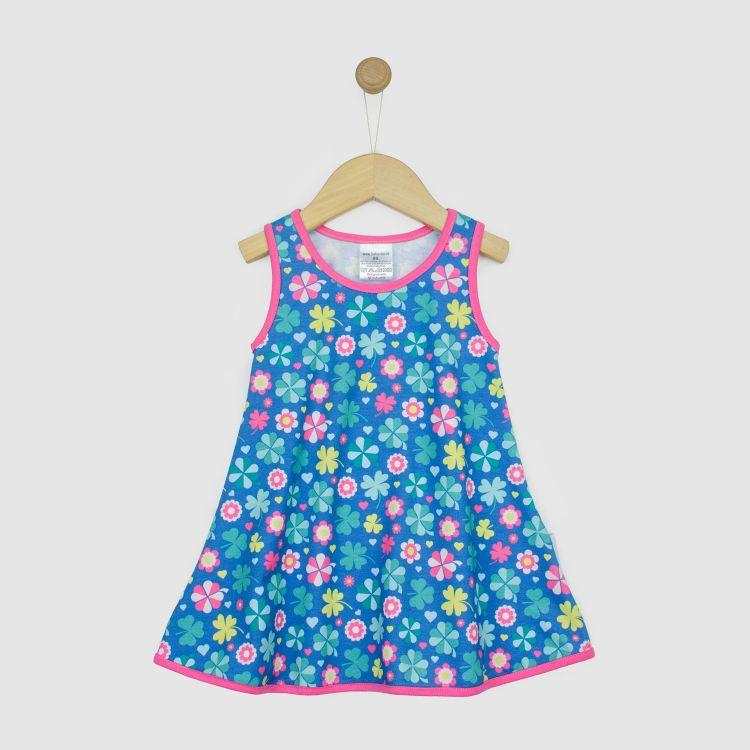 Baby-LittleMissSunshine-Dress - ColorfulCloverLeaves