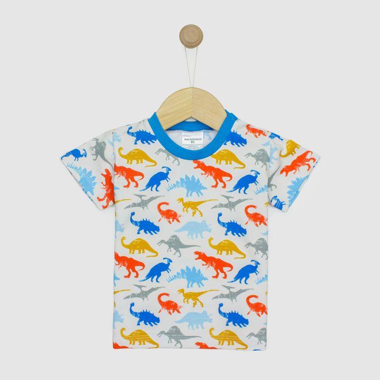 Baby-T-Shirt - WildDinos-Creme