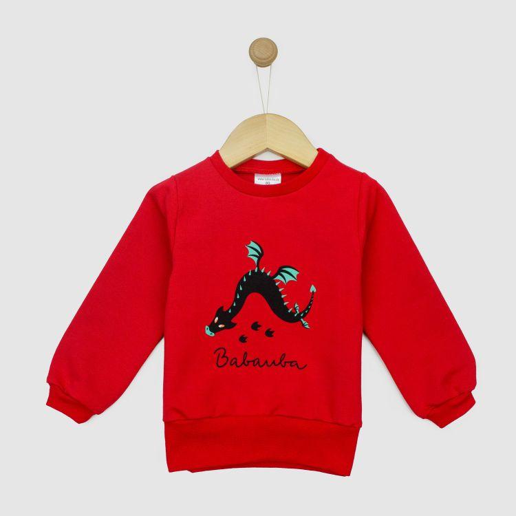 Sweater DragonFriends-Red