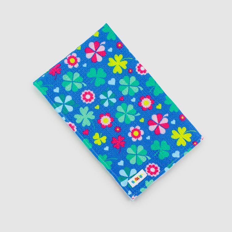 Geschirrtuch - ColorfulCloverLeaves