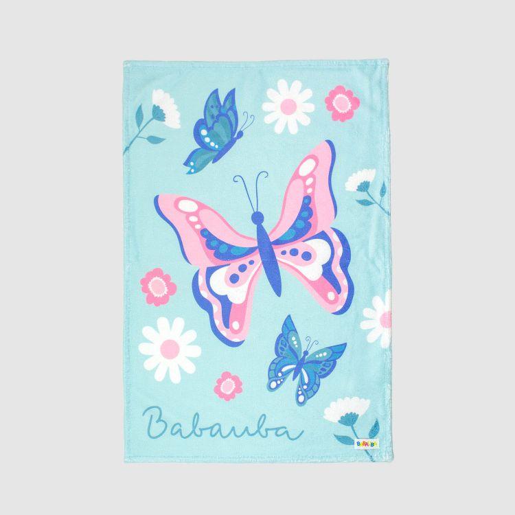Handtuch - ButterfliesAndDaisies