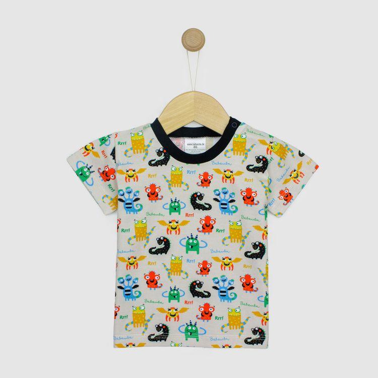 T-Shirt WorldOfMonsters