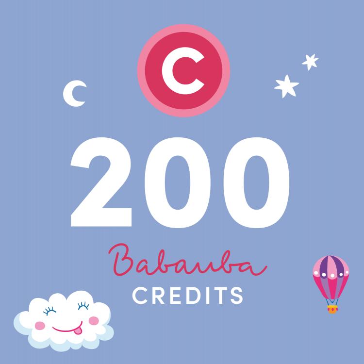 Babauba Credits 200