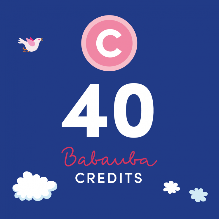Babauba Credits 40