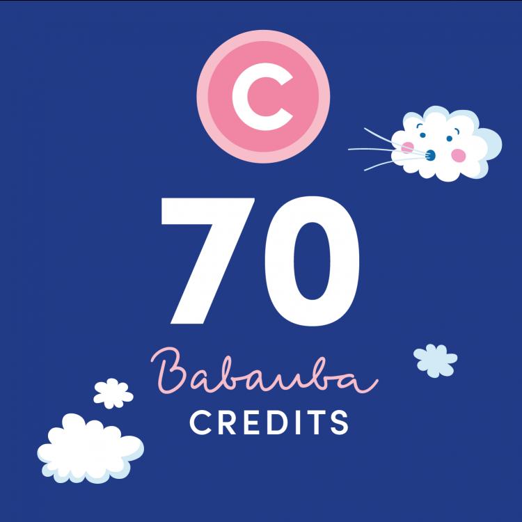 Babauba Credits 70