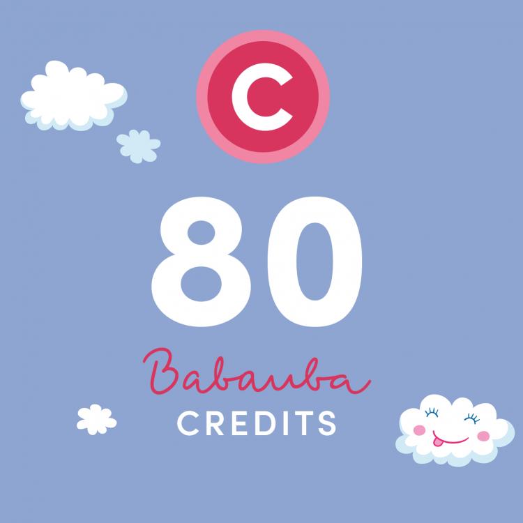 Babauba Credits 80