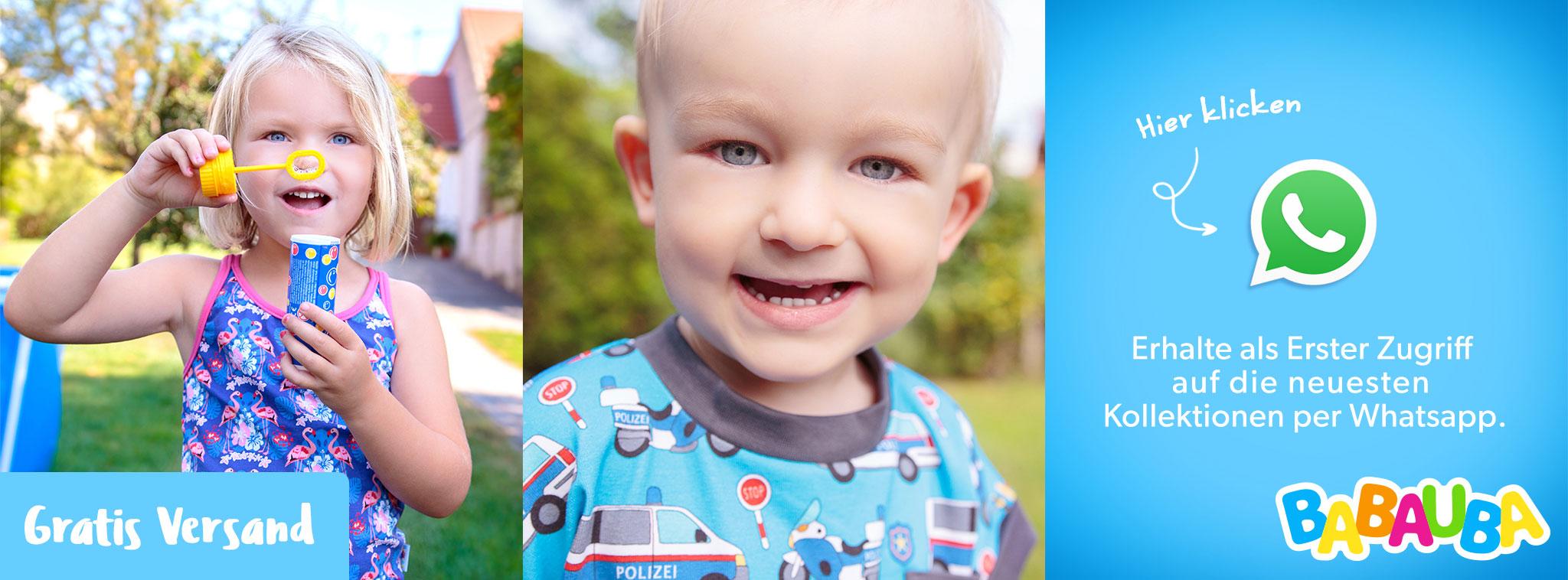 Bunte Babymode Von Babauba Kleinkinder Und Babyoutfits Online Kaufen